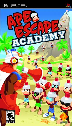 Ape Escape Academy/PSP