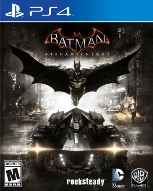 Batman Arkham Knight/PS4