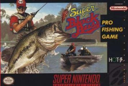 Super Black Bass/SNES