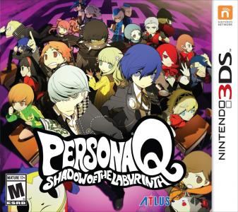 Persona Q Shadow Of The Labyrinth/3DS
