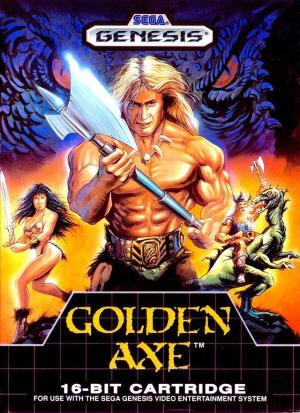 Golden Axe/Genesis