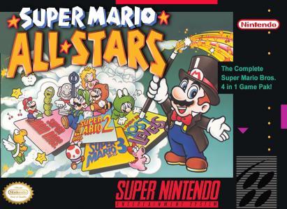Super Mario All-Stars/SNES