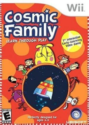 Cosmic Family/Wii