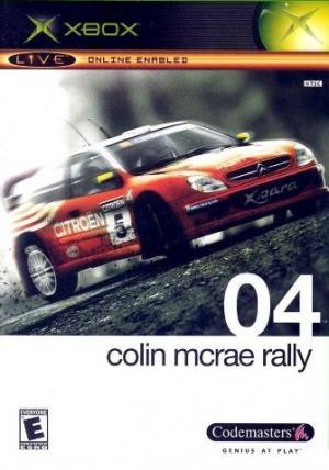 Colin McRae Rally 04/Xbox