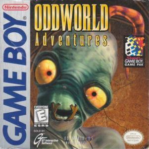 Oddworld Adventures/Game Boy