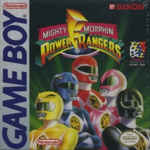 Mighty Morphin Power Rangers/Game Boy