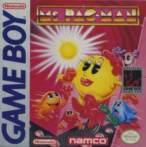 Ms. Pac-Man /Game Boy