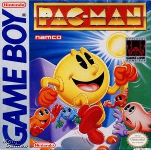 Pac-Man/Game Boy