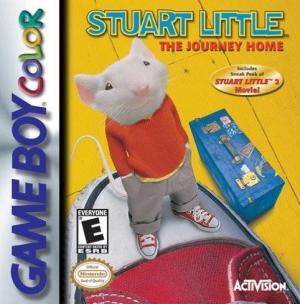 Stuart Little Journey Home/Game Boy Color