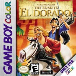 Gold And Glory Road To El Dorado/Game Boy Color