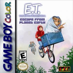 E.T. Escape From Planet Earth/Game Boy Color