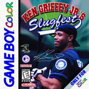 Ken Griffey Jr's Slugfest /Game Boy