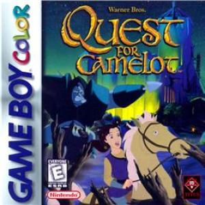 Quest For Camelot/Game Boy Color