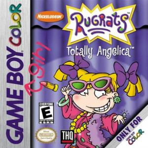 Rugrats Totally Angelica/Game Boy Color