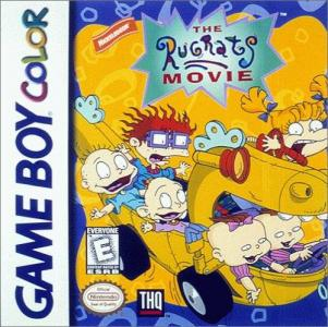The Rugrats Movie / Game Boy