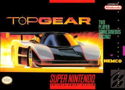 Top Gear/SNES