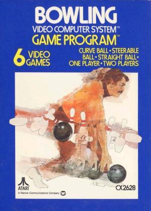 Bowling/Atari 2600