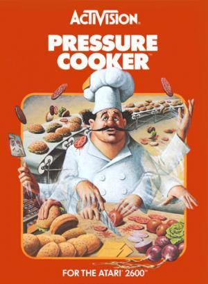 Pressure Cooker/Atari 2600