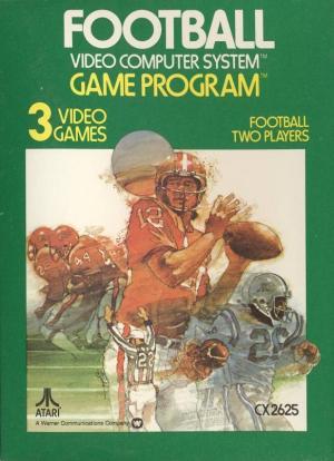 Football/Atari 2600