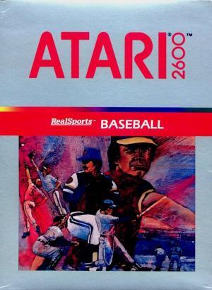 RealSports Baseball / Atari 2600