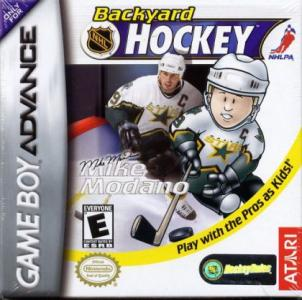 Backyard Hockey / DS