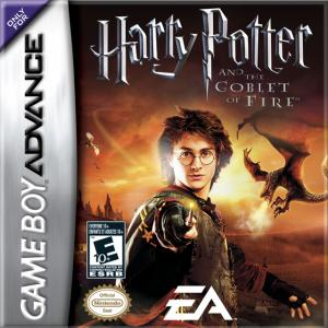 Harry Potter And The Goblet Of Fire/GBA
