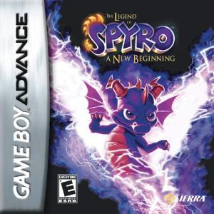 The Legend Of Spyro A New Beginning/GBA