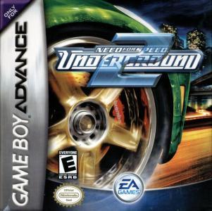 Need For Speed Underground 2/GBA