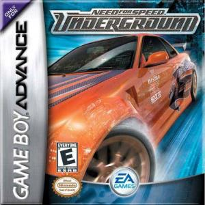 Need For Speed Underground/GBA