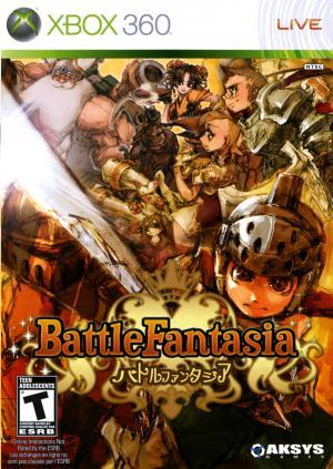 Battle Fantasia/Xbox 360