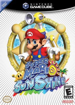 Super Mario Sunshine/Game Cube