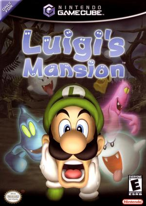 Luigi's Mansion/GameCube
