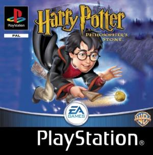 Harry Potter And The Philosopher's Stone/Ps1