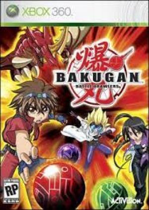 Bakugan Battle Brawlers/XBox 360