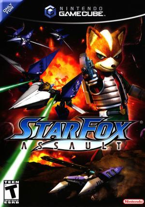 Starfox Assault/GameCube
