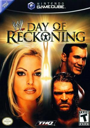 Day Of Reckoning/GameCube