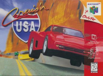 Cruis'n USA/N64