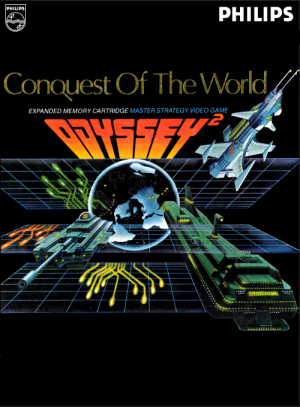 Conquest Of The World / Magnavox Odyssey 2