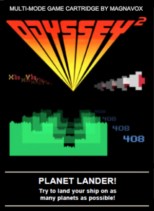 Planet Lander!
