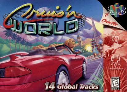 Cruis'n World/N64