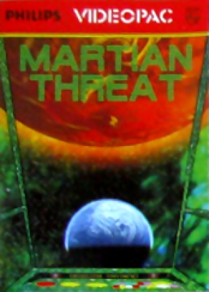 Martian Threat