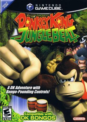 Donkey Kong Jungle Beat (Jeu Seulement) / GameCube