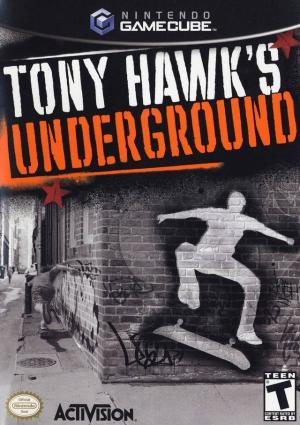 Tony Hawk's Underground/GameCube