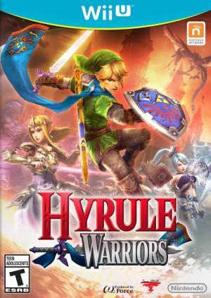 Hyrule Warriors/Wii U