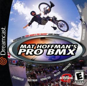 Matt Hoffman's Pro BMX/Dreamcast