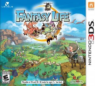 Fantasy Life/3DS