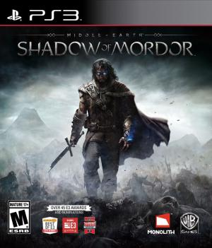 Middle-Earth Shadow Of Mordor/PS3