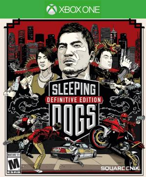 Sleeping Dogs Definitive Edition/Xbox One