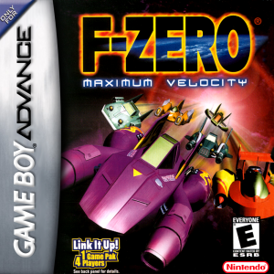 F-zero Maximum Velocity/GBA