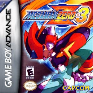 Mega Man Zero 3/GBA